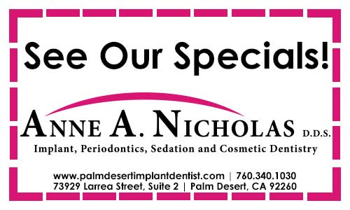Palm Springs California Dentist